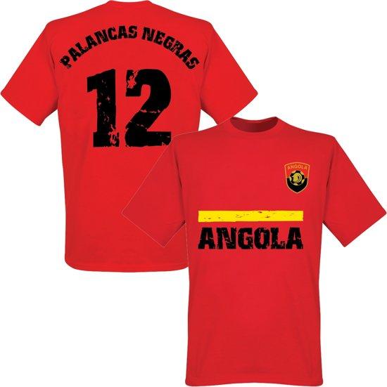 Angola Team T-Shirt - L