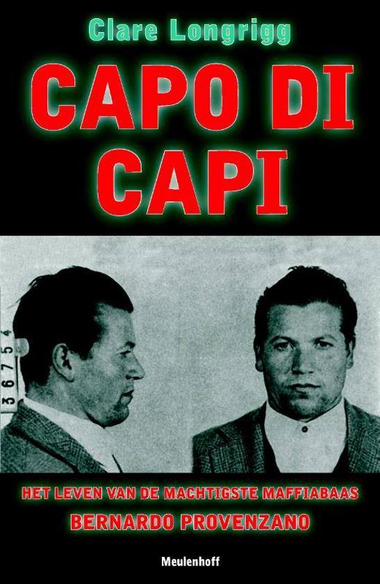 Cover van het boek 'Capo di capi'