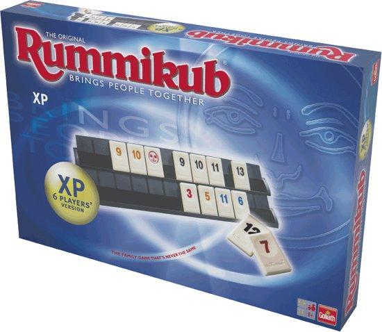 Rummikub - XP (6 spelers) - Goliath