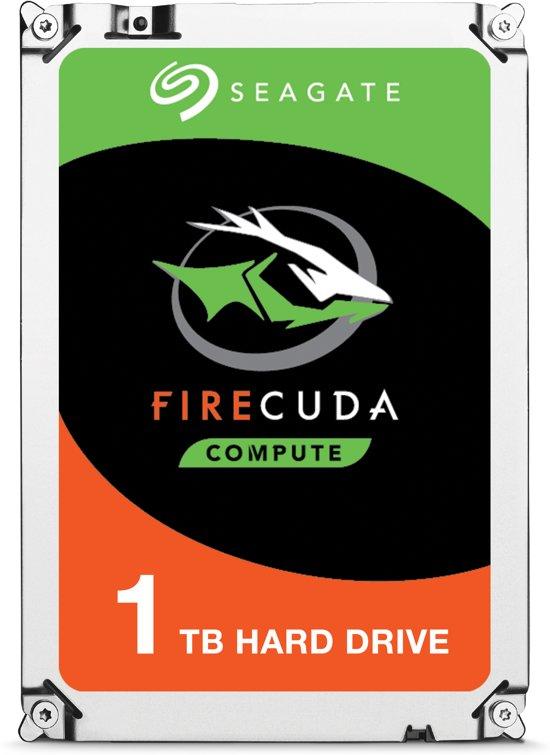 Seagate FireCuda - Interne harde schijf - 1 TB