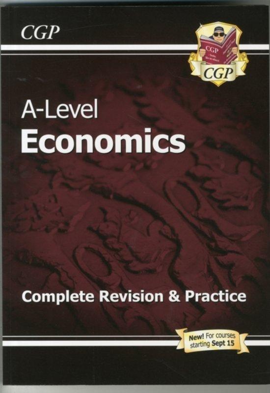 New A-Level Economics