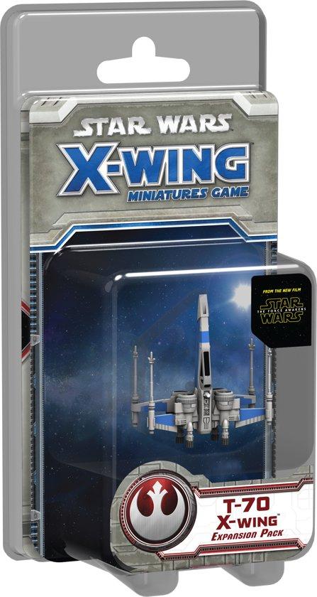 Afbeelding van het spel Star Wars X-Wing -  T-70 X-Wing Uitbreiding
