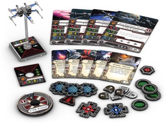 Thumbnail van een extra afbeelding van het spel Star Wars X-Wing -  T-70 X-Wing Uitbreiding