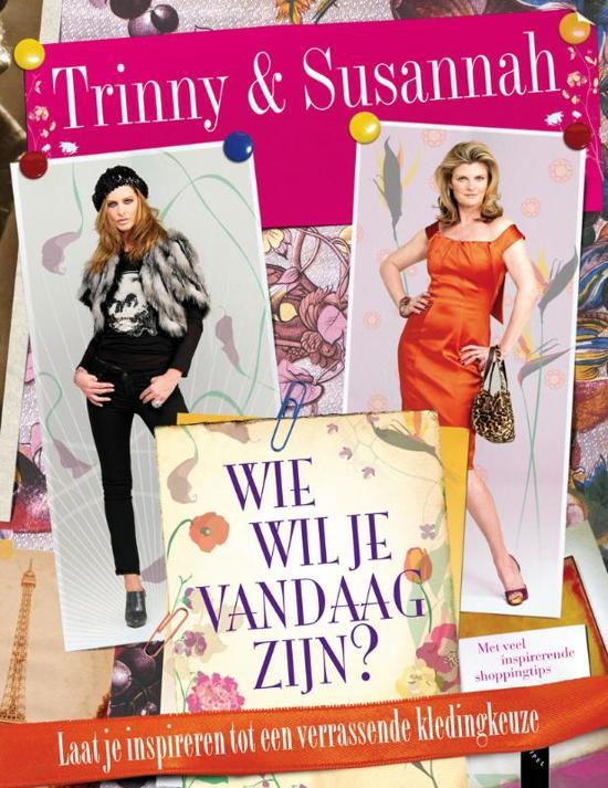 Cover van het boek 'Wie wil je vandaag zijn? NL editie'