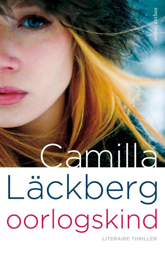 Boek cover Fjällbacka 5 - Oorlogskind van Camilla Läckberg (Onbekend)