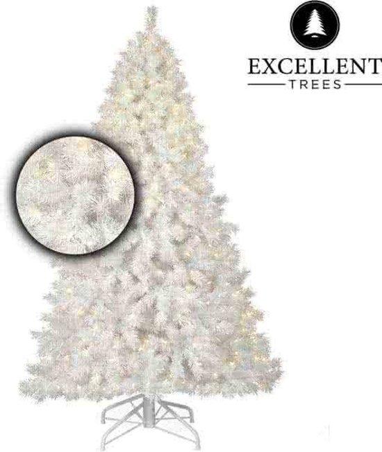 witte kerstboom excellent trees led stavanger white 120 cm luxe uitvoering 160 lampjes