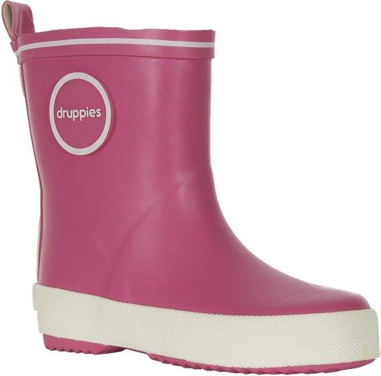 Druppies kinderlaarsje Roze - roze - 29