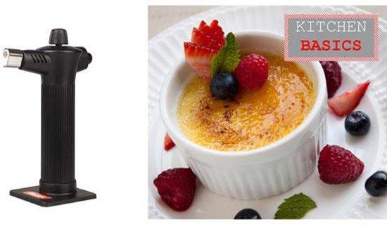 Ibili Crème Brûlée Brander