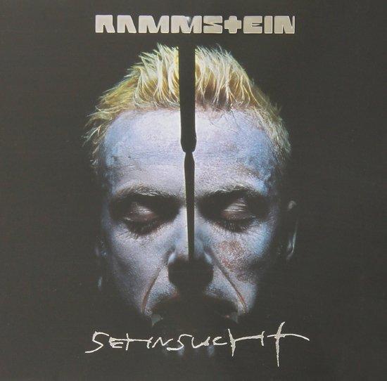 CD cover van Sehnsucht van Rammstein