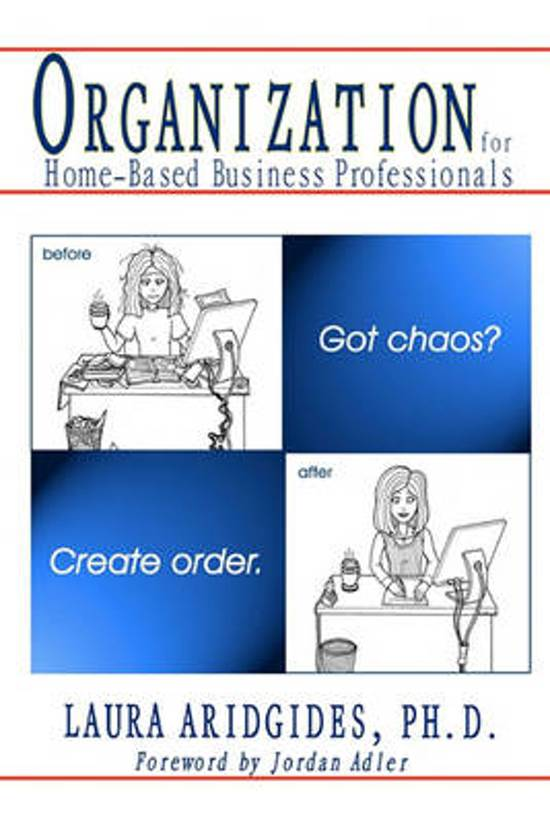 Organization for Home-Based Business Professionals