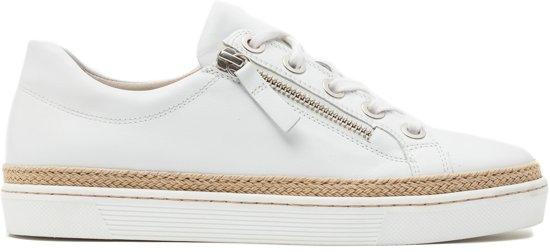 save off 358b1 02598 Gabor Dames Sneakers 415 - Wit - Maat 42
