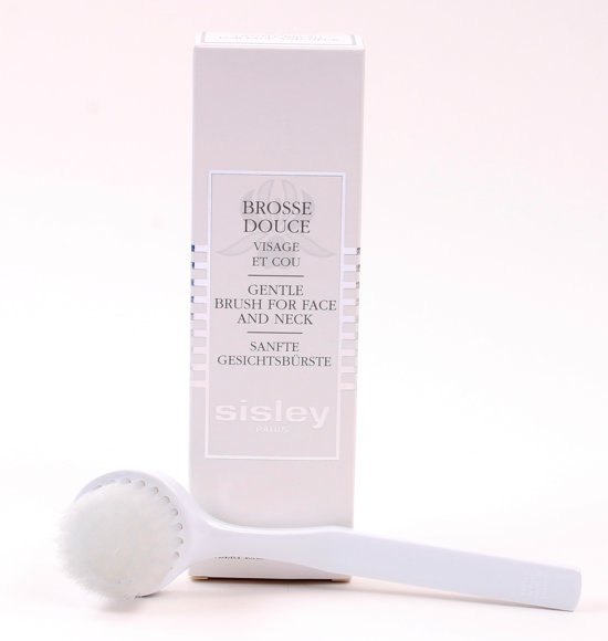 Sisley Gentle Face And Neck Brush 1 stuk