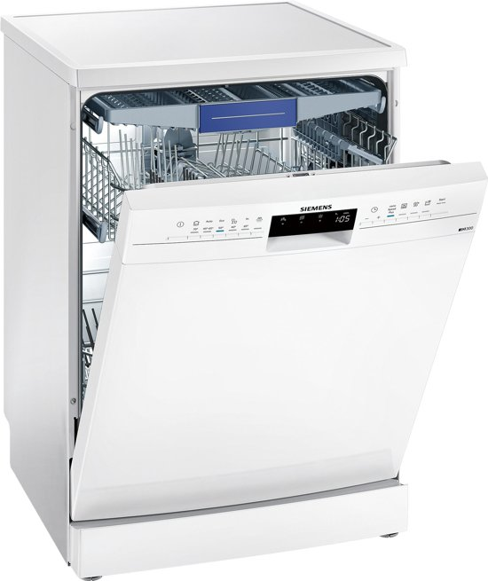 Siemens SN236W01KE iQ300 - Vrijstaande Afwasmachine - Wit in Aldtsjerk / Oudkerk