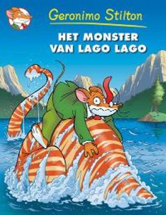 Het monster van lago lago - Geronimo Stilton pdf epub