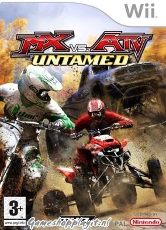 MX vs. ATV Untamed kopen
