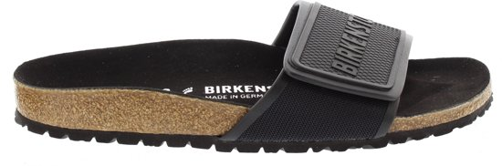 Birkenstock Tema Unisex Slippers Small fit - Black - Maat 42