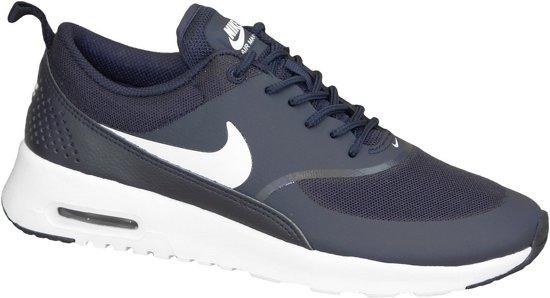 nike sneakers dames blauw