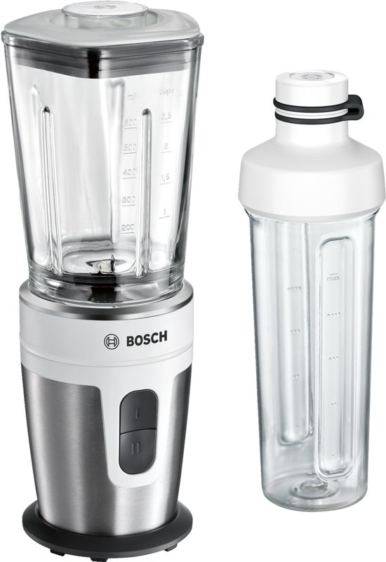 Bosch MMBM7G2M VitaStyle - Blender 2Go - Wit