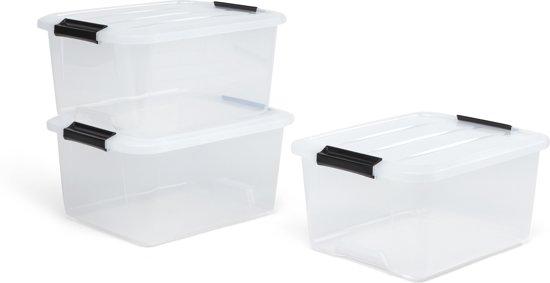 Action plastic dozen lift voor gebruikte auto for Action opbergbox