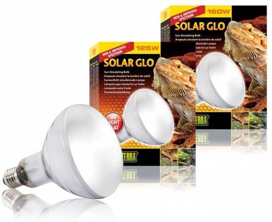 Exo Terra Terrarium verlichting Solar Glo 160 watt - Wit - 160w