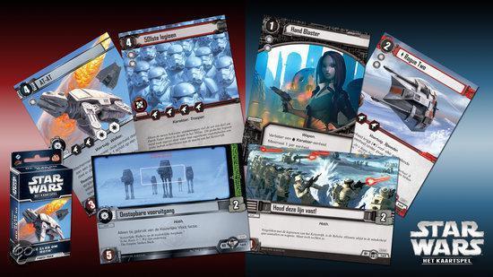 Thumbnail van een extra afbeelding van het spel Star Wars NL uitbreiding 5 - De Slag om Hoth