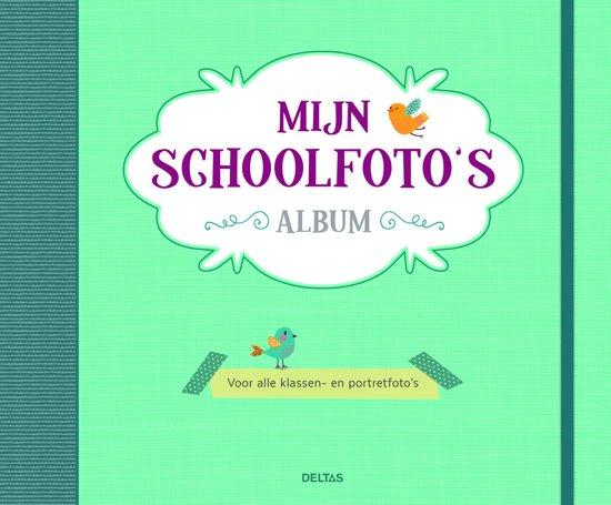 Mijn schoolfoto's album - groen