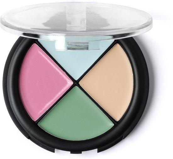 Sedona Lace 4 Color Camouflage Concealer Palette Corrector