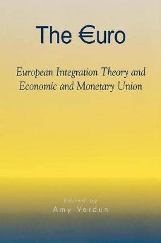 european monetary union essay