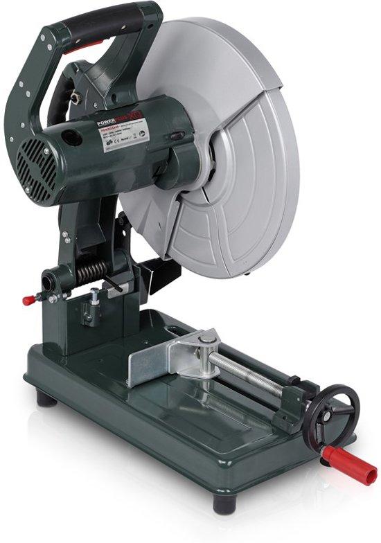 Powerplus POWXQ5390 Metaalsnijder - 2000 W - Ø355 x 25,4 x 3 mm zaagblad