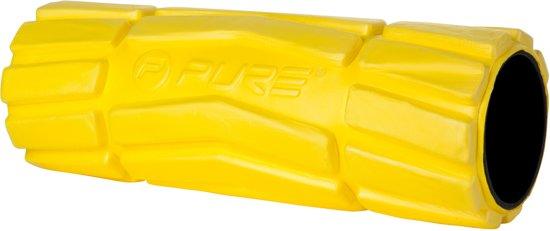 Pure2Improve Foamroller - geel