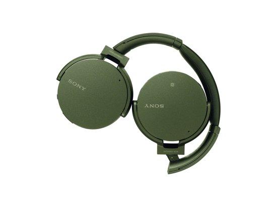 Sony MDR-XB950N1 Groen
