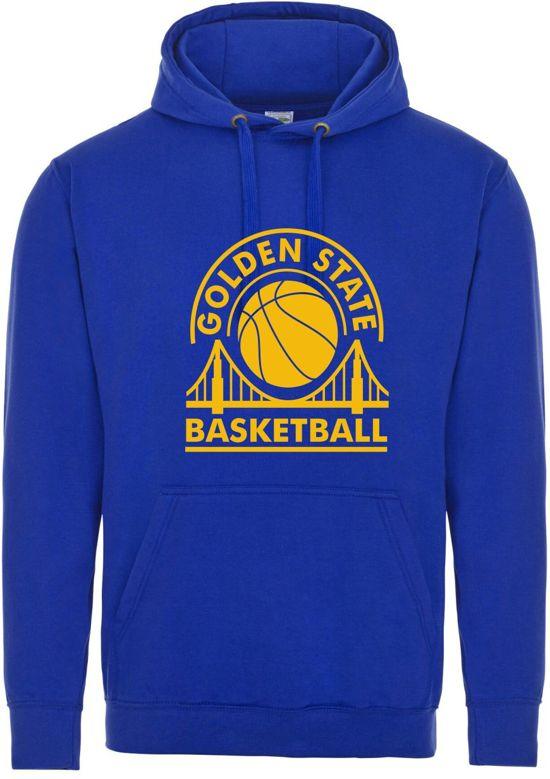 HoodyMaat Golden Xs State Blauw Basketball QBtdshrxC