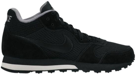 Chaussures Noir Nike Md Runner INnSG