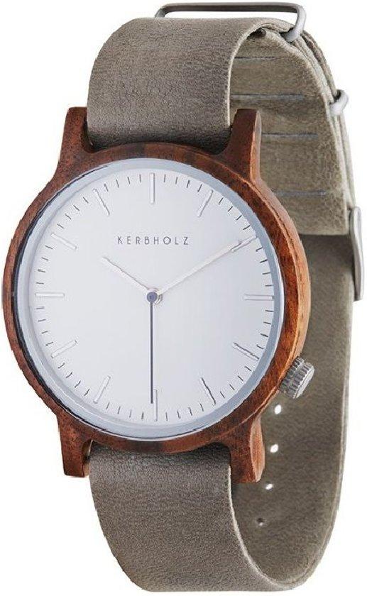 Kerbholz Walter Walnut Horloge