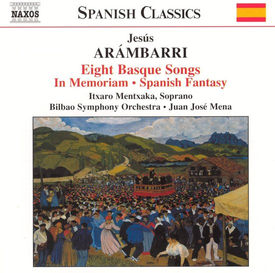 Arambarri: Eight Basque Songs