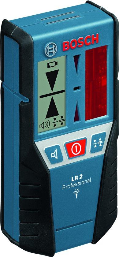 Bosch Professional LR 2 Laserontvanger - Afstandsbediening en laserontvanger in ��n toestel