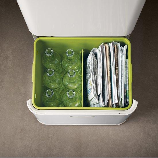 Joseph Joseph Intelligent Waste Totem 60 Liter Graphite
