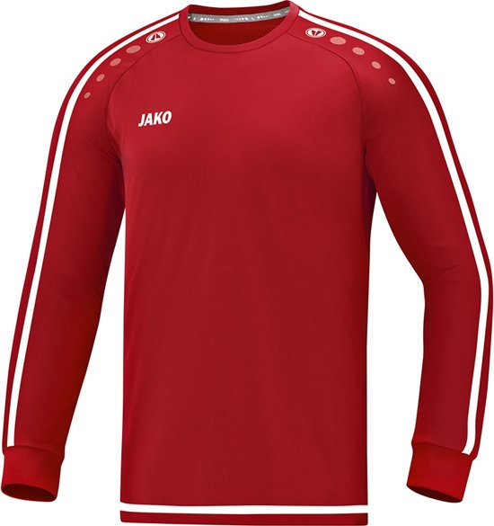 Jako Striker 2.0 Dames Sportshirt - Voetbalshirts  - rood - S