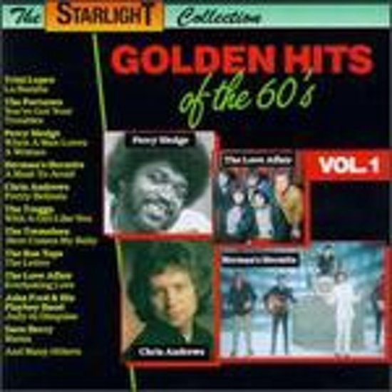 Golden Hits 60's Vol. 1