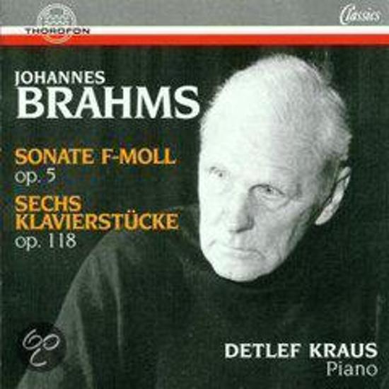 Sonate & 6 Klavierstuecke