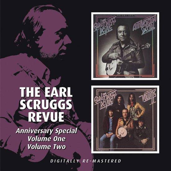 Earl -Revue- Scruggs - Anniversary Special V.1&2