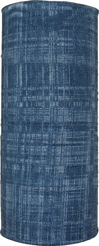 Faceshield - Nekwarmer - One size - Linen Blue