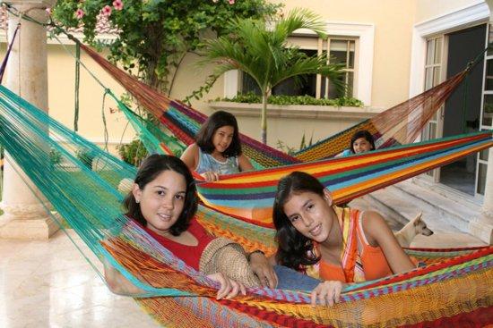 Mexicaanse hangmat voor één persoon
