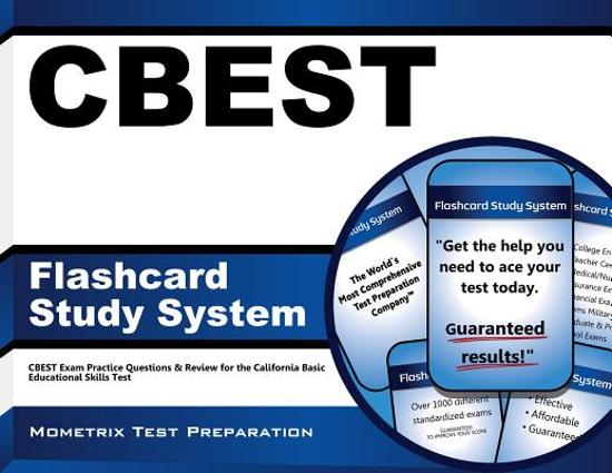 Afbeelding van het spel Cbest Flashcard Study System