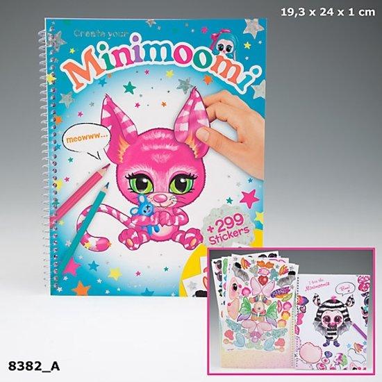 bol ylvi the minimoomis kleurboek depesche