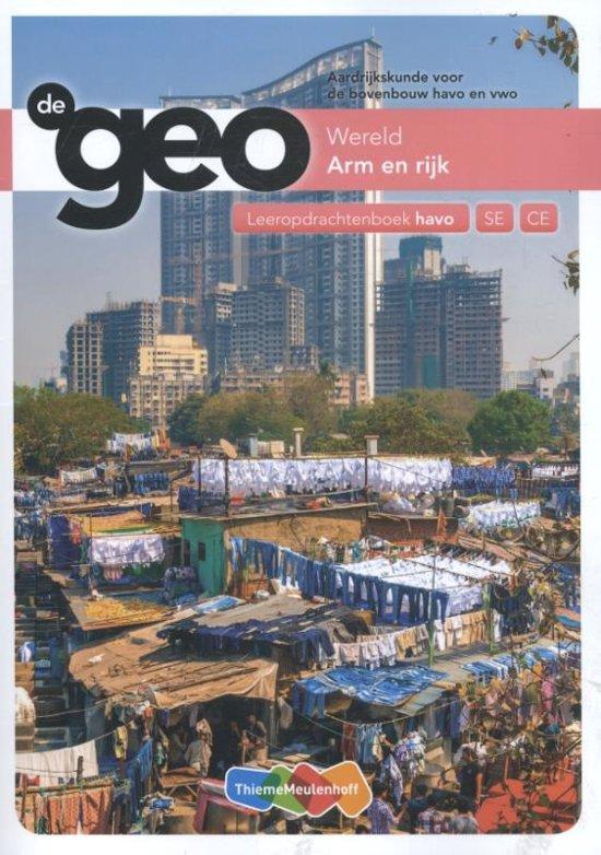 Samenvatting: de Geo, Arm en Rijk