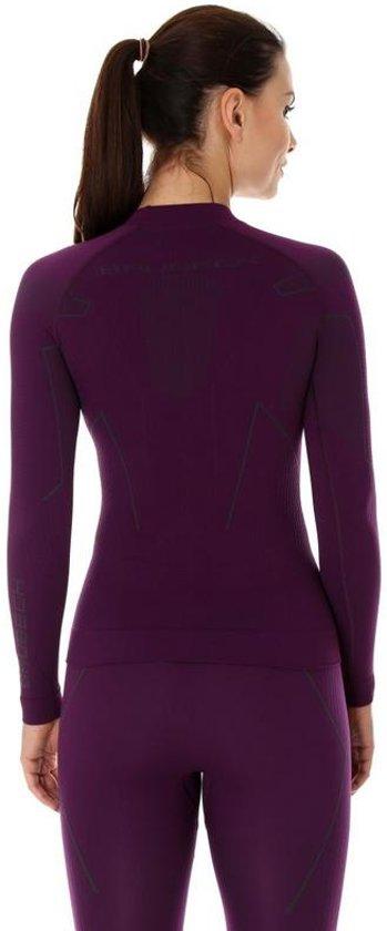 ThermoshirtThermokleding Innergy Nilit® BrubeckDames L Met Violet uTF13KJcl