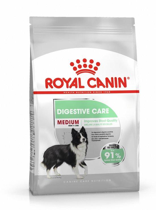 Royal Canin Medium Digestive Care - Hondenvoer - 15 kg