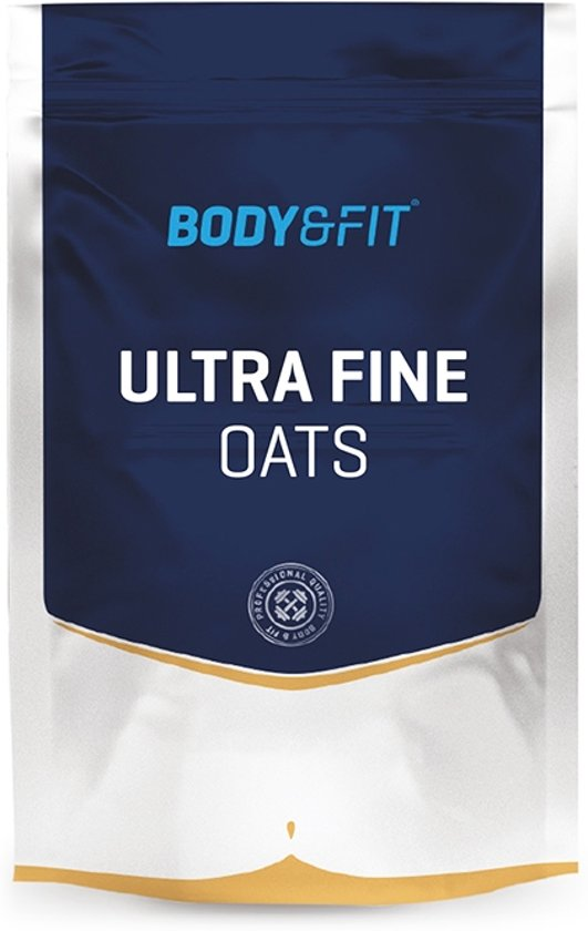 Body & Fit Ultra Fine Oats - Havermout - 1000 gram