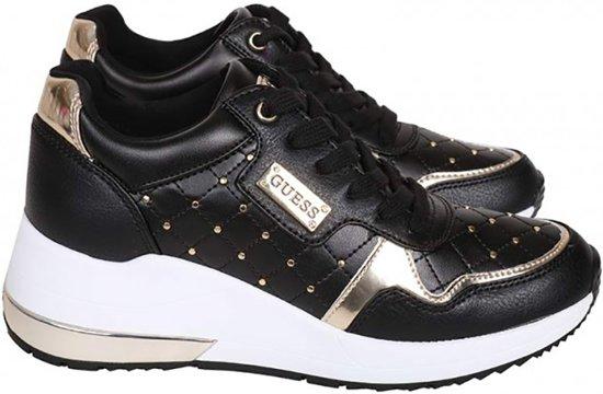 Guess Zwart Sneakers Guess Sneakers Janetta zdw8nqz1